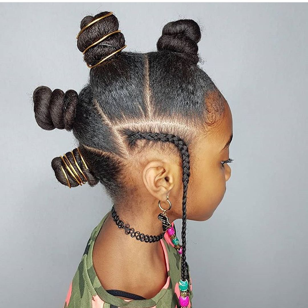 Shanillia absolutely in love with this quick and easy hairstyle