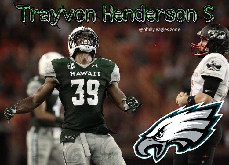 Trayvon Henderson NFL Jersey