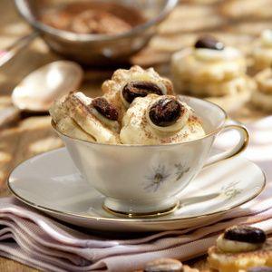 Latte-macchiato-Plätzchen