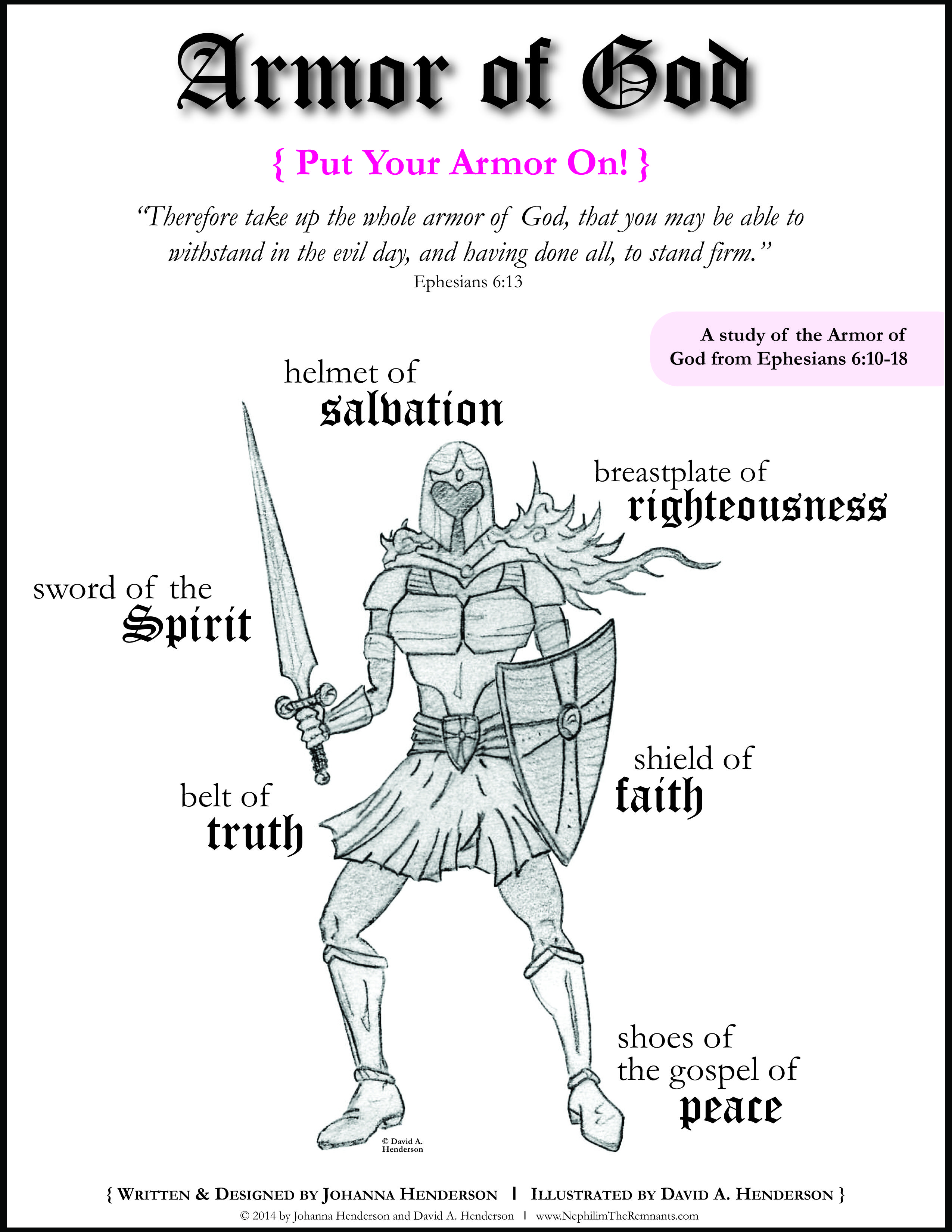 Image result for free photos spiritual armor
