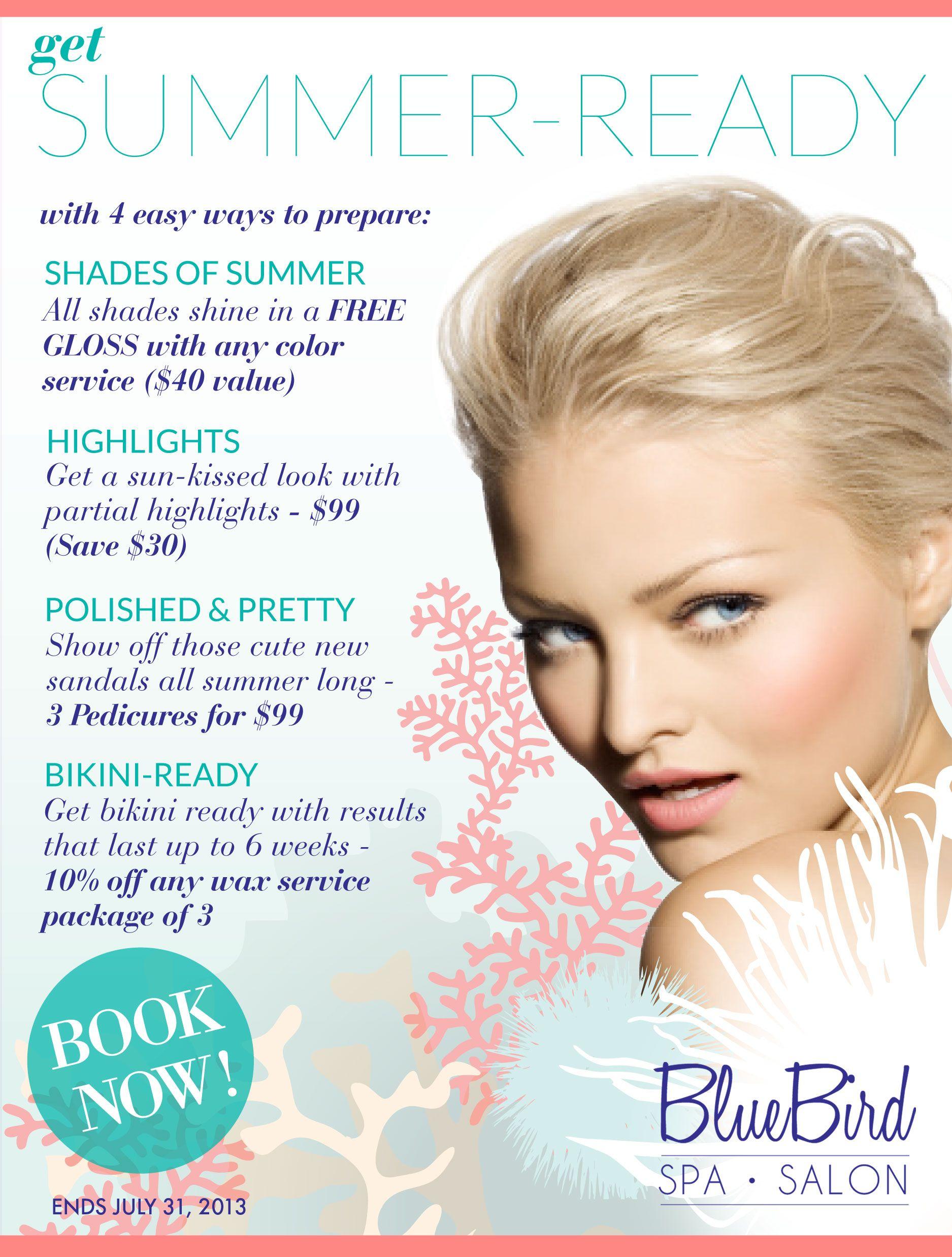 Pin by BeautyMark Marketing on Salon Business  Salon promotions