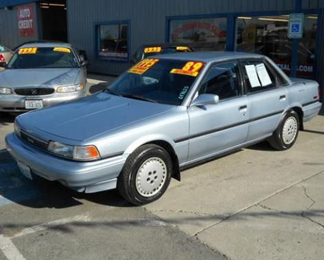 1989 Toyota Camry LE for sale in Washington, WA 995