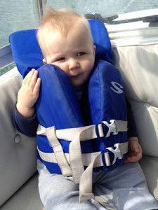 Lucies List:  Best Life Jackets for Infants, Toddlers, & Preschoolers