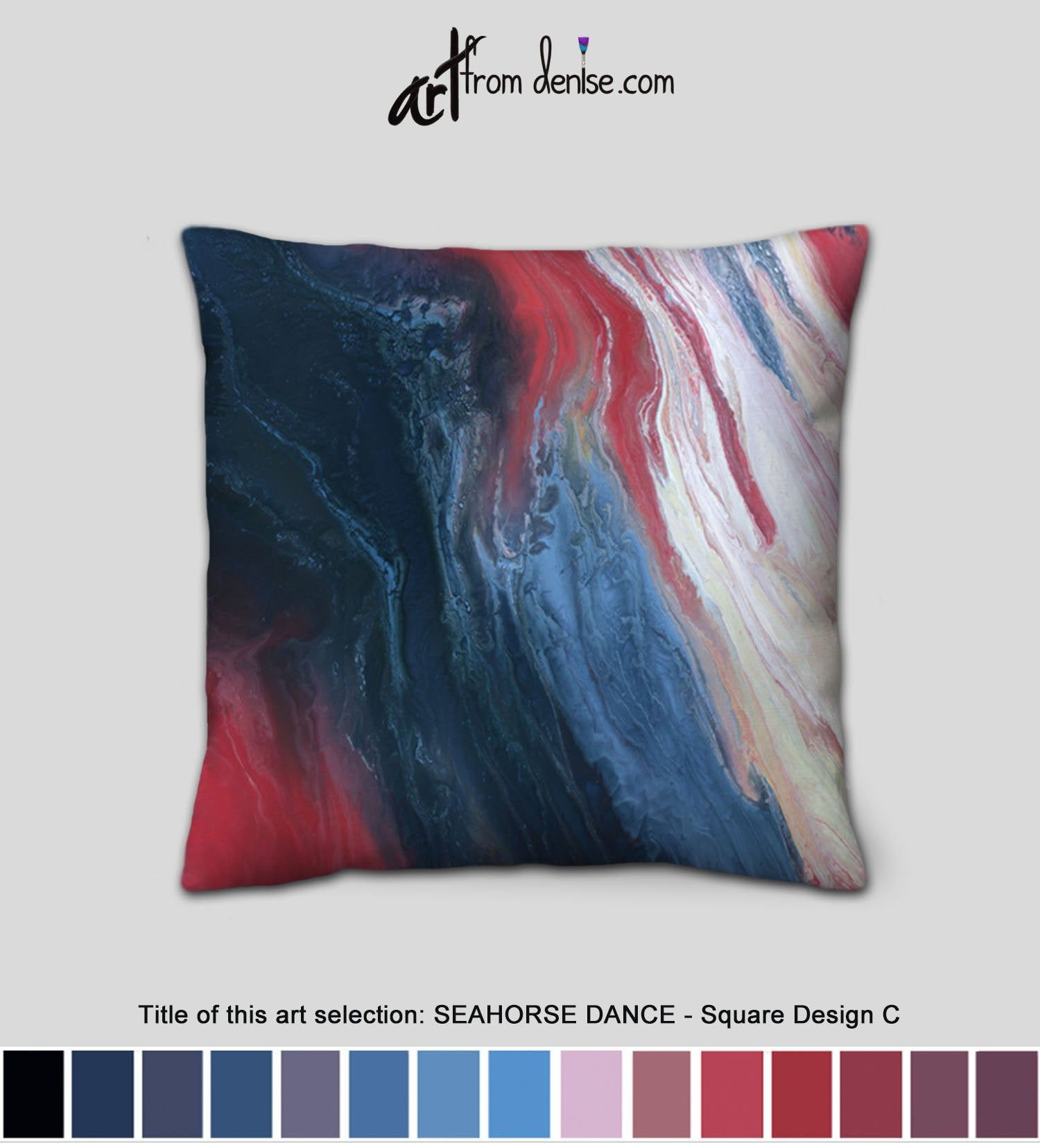 Best White Red And Navy Blue Throw Pillows Large Decorative 400 x 300