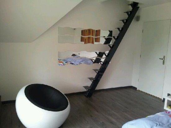 Escalier Gain De Place Escalier En Kit Decoration Loft