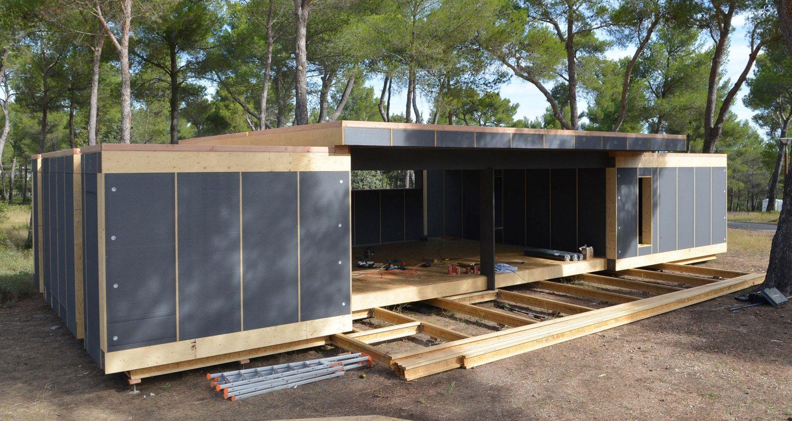 150m passive house popup house home pinterest maison projet maison et construction maison. Black Bedroom Furniture Sets. Home Design Ideas