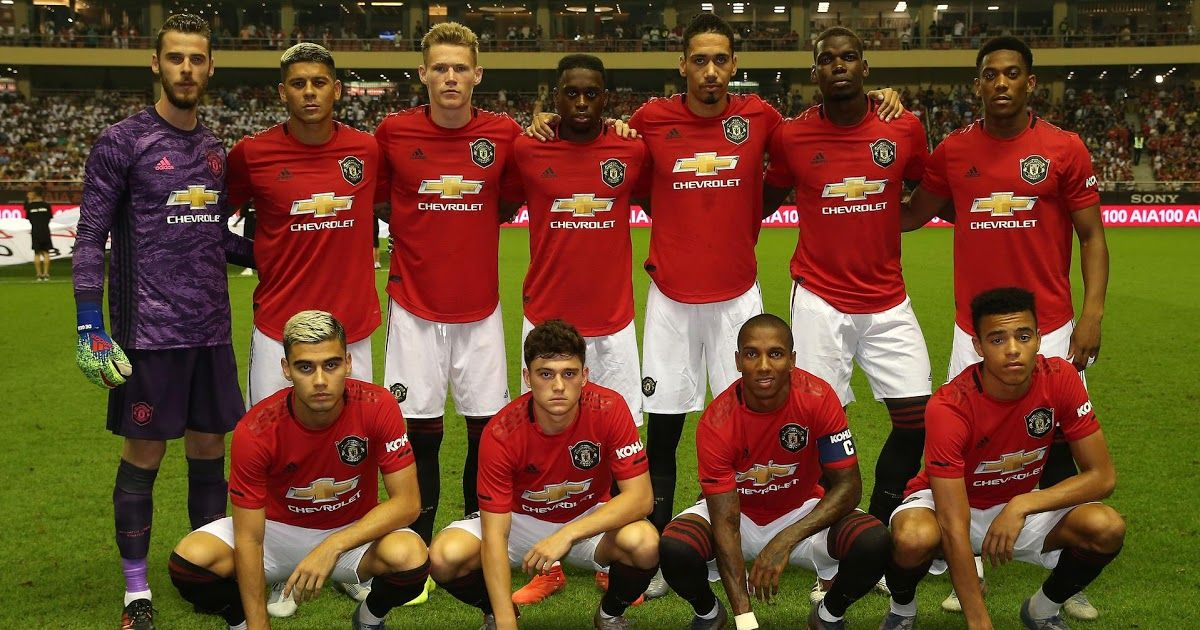 Man Utd Announce Squad Numbers For 2019 20 Premier League Manchester United Squad 2019 202 In 2020 Manchester United Team Manchester United Players Manchester United