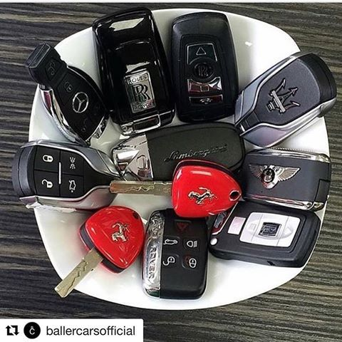 The Fabulous Ferrari Key Cars And Car Keys