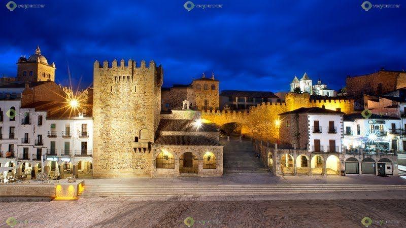 Ver y Conocer Extremadura - Foto - Cáceres, Patrimonio de