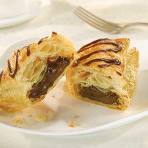 Petite Pain au Chocolat - Puff Pastry