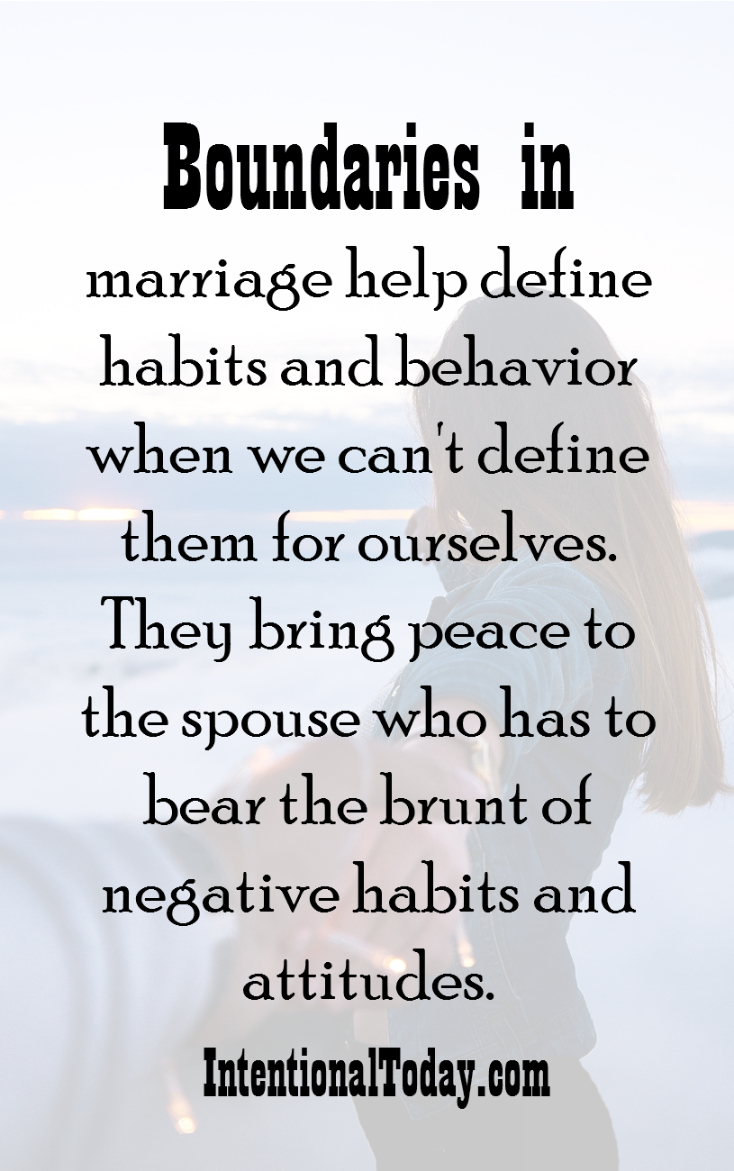 5 tips to creating boundaries with a difficult spouse