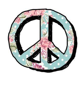 Camiseta Paz Floral Em 2019 Estampas Para Camisetas Estampas De