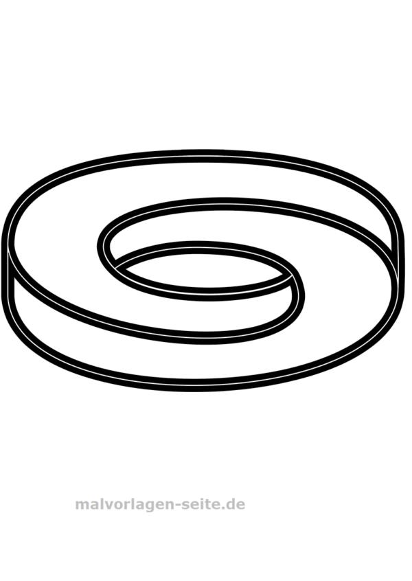 Kreis Malvorlage   Coloring and Malvorlagan