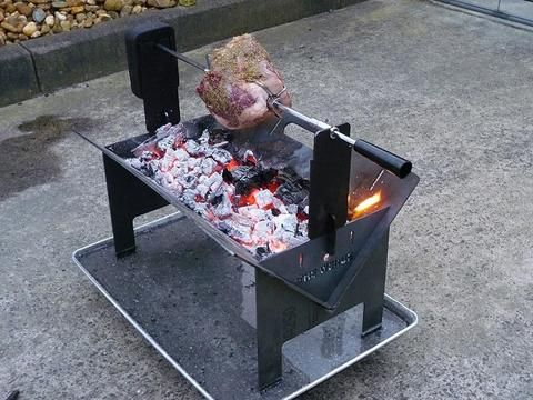 The Wedge™ 600 Fire Pit – Ultimate Combo Kit