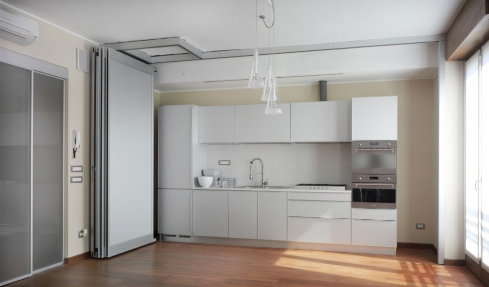 Comprar tabique m vil proyectos tienda paredes m viles separador cocina zona ropas pinterest - Paredes moviles ...