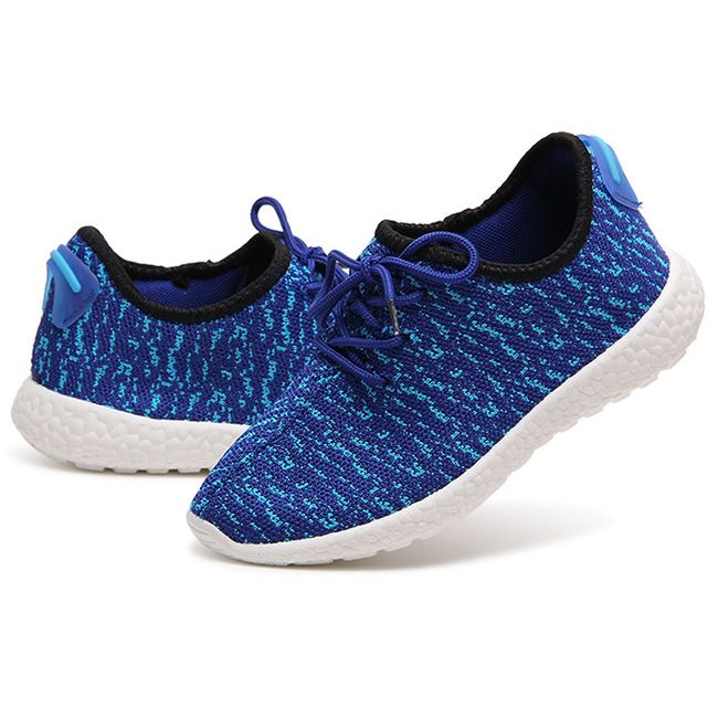 Kids Girls Boys Shoes Children Sports Running Trainers Pumps Breathable Shoes UK
