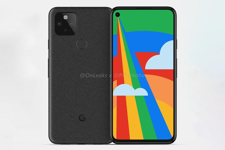Google Pixel 5 Renders Show A Hole Punch Camera On The Front In 2020 Pixel Smartphone Google Pixel Pixel