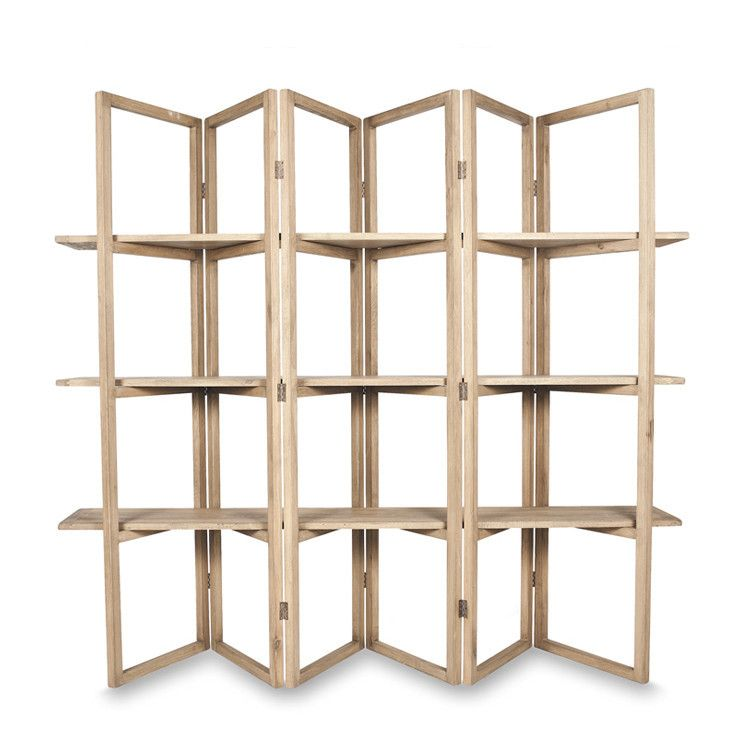 Concertina Style Display Shelf by Citta Design | Citta Design - brilliant idea!