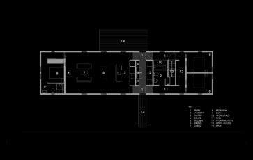 Portfolio Modern Floor Plan Portland Maine Eric Reinholdt Architectural Floor Plans Modern Floor Plans Floor Plans