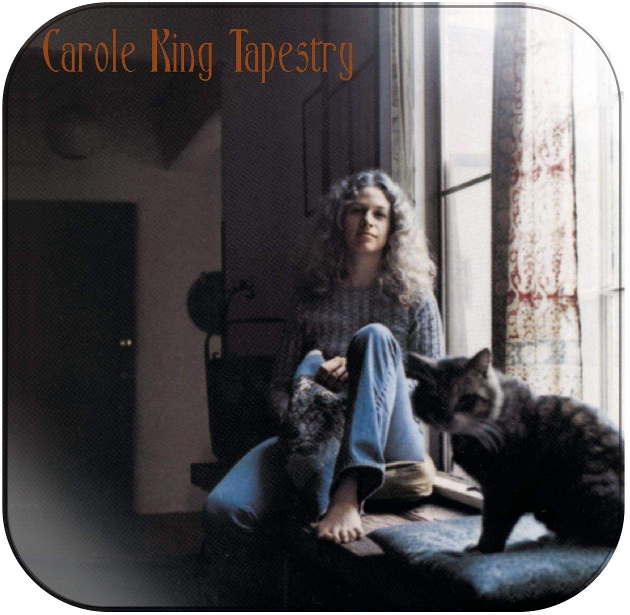 Carole King Tapestry Album Cover Sticker