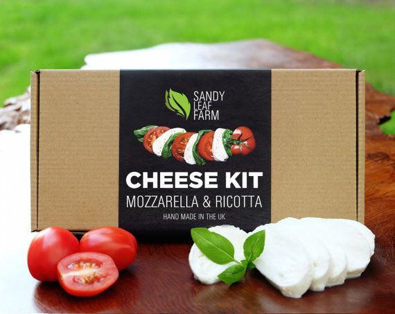 23 Gifts For Others That Are Secretly Gifts For Yourself Cheese Making Kit How To Make Cheese Ricotta