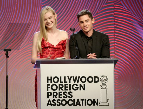 Elle Fanning Photos: Hollywood Foreign Press Association's Grants Banquet Show