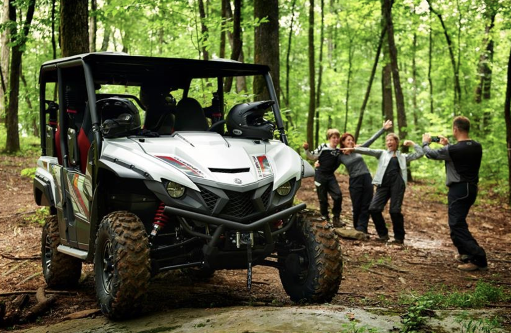 For What Matters Most Family Wolverinex4 Realizeyouradventure Provenoffroad Sxs Monster Trucks Yamaha Sides