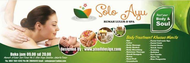20+ Latest Desain Banner Salon Kecantikan