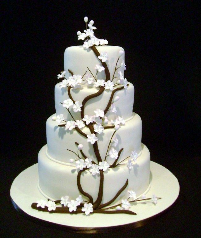 Outdoor Unique Wedding Ideas: Best 25+ Outdoor Wedding Cakes Ideas On Pinterest