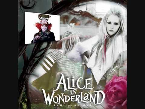Avril lavigne alice скачать