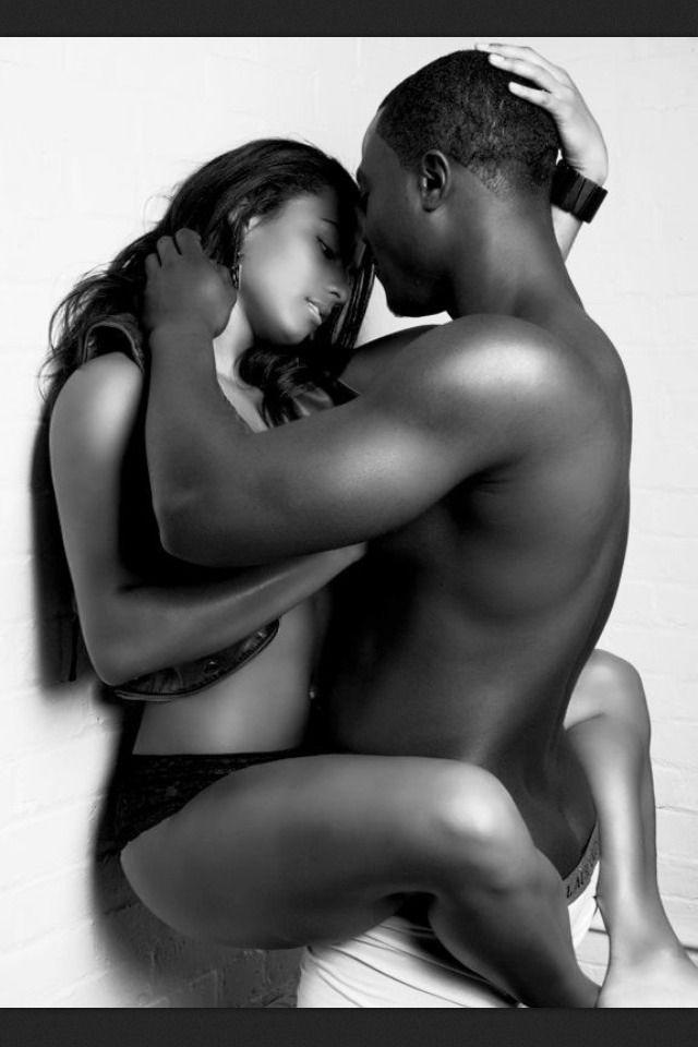 hot black love