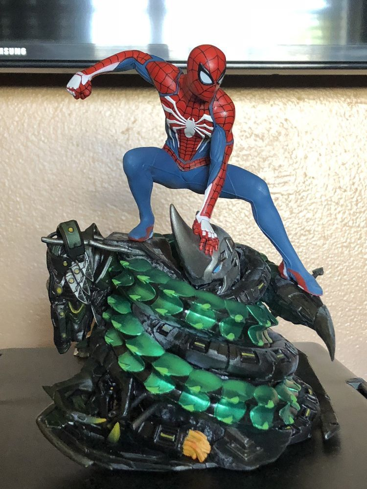 Details about Marvel's Spider-Man Sony PlayStation 4 PS4 Collector's