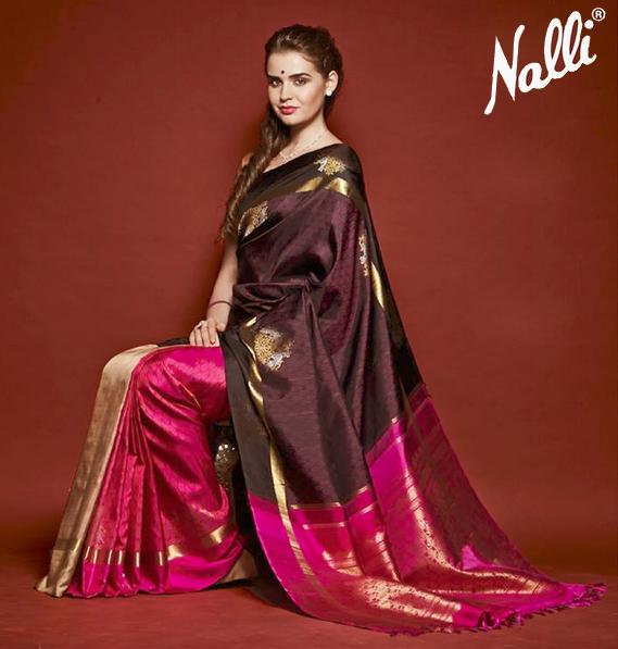 NALLI An icon of South India, Nalli has synonymous