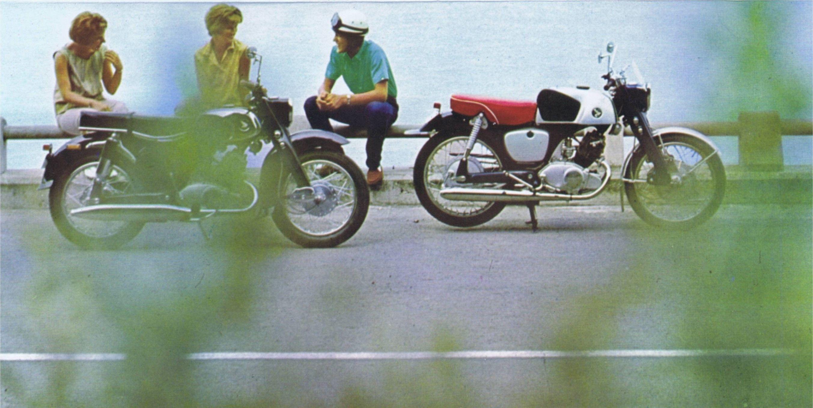 new old stock honda motorcycle parts