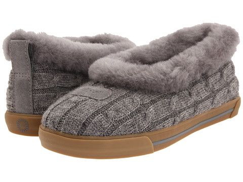 c629e4fb713 UGG Rylan Knit Heathered Grey - Zappos.com Free Shipping BOTH Ways ...