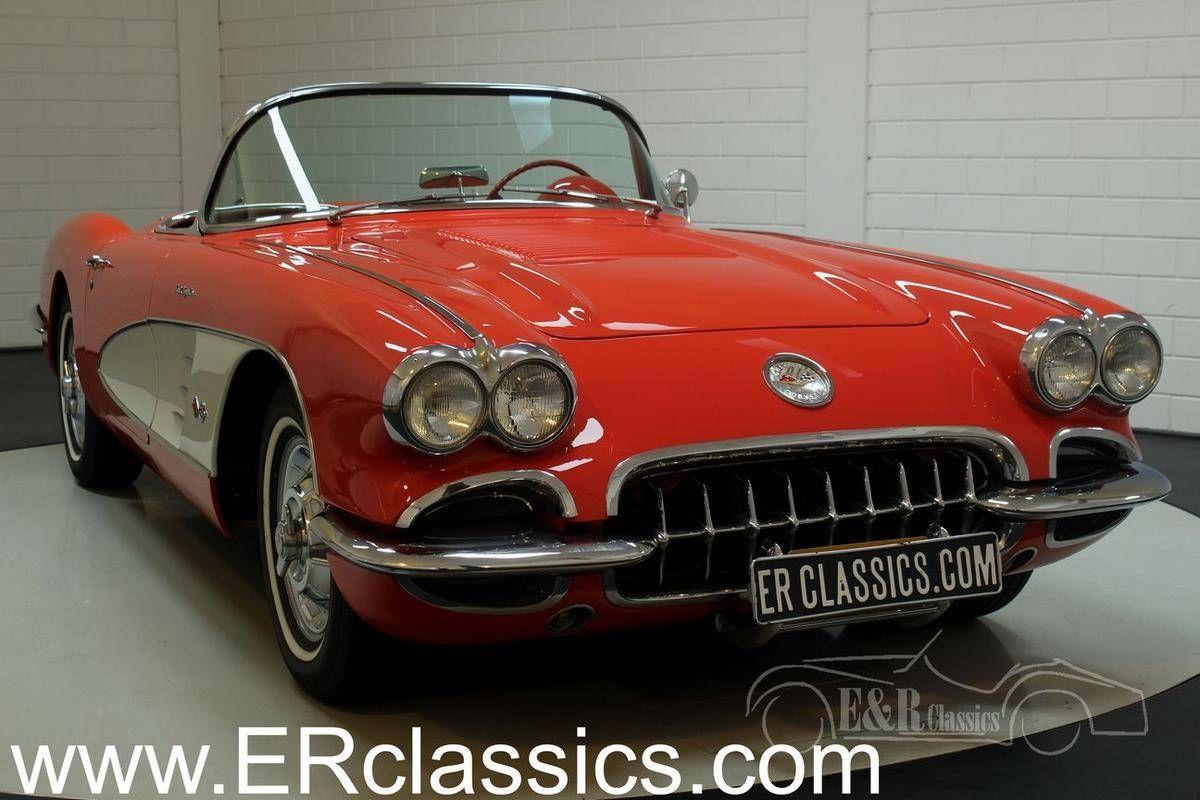 1958 Chevrolet Corvette For Sale 2162371 Hemmings Motor News Chevrolet Corvette Corvette For Sale Corvette