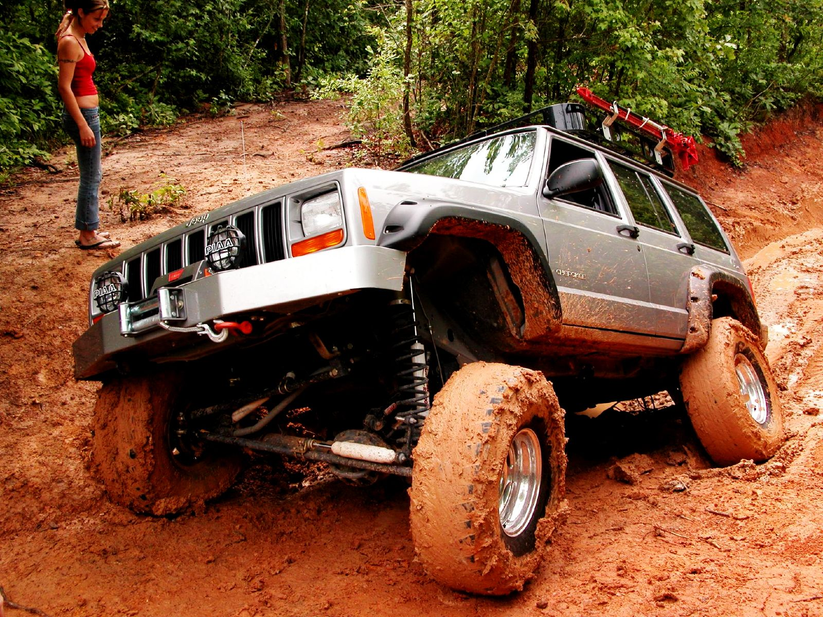 Off Road Vehicles Wallpapers