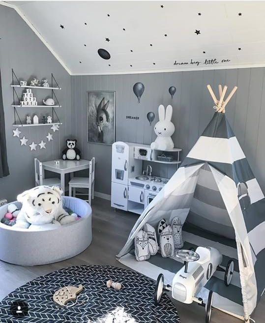 Photo of Sweet children's room chambre Children's room Sweet #chambre #children's room – My Blog
