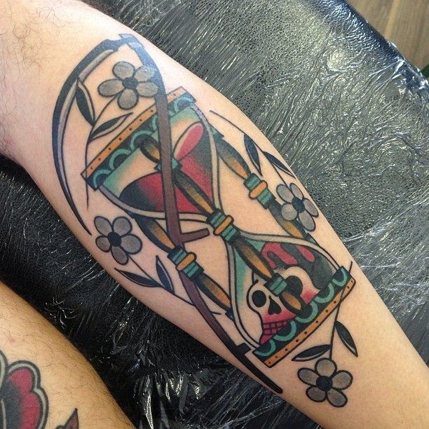 Gre Hale Traditional tattoo, Traditional tattoo sleeve