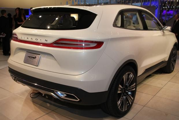 Lincoln MKC Concept: Detroit Auto Show - @AutoTrader.com