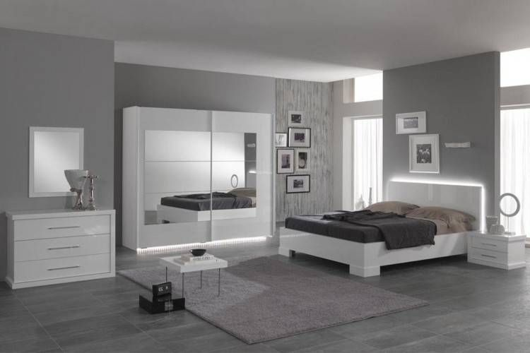 chambre a coucher italienne