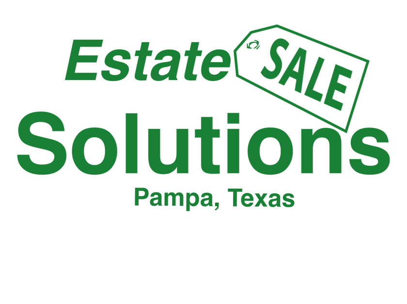 Estate Sale Solutions Pampa Estate Sale Pampa Solutions