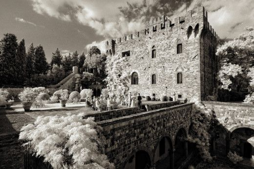 A Real Tuscan Wedding – Great Gatsby Style | Tuscania Events