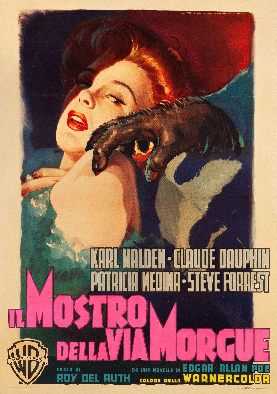 Italian poster for