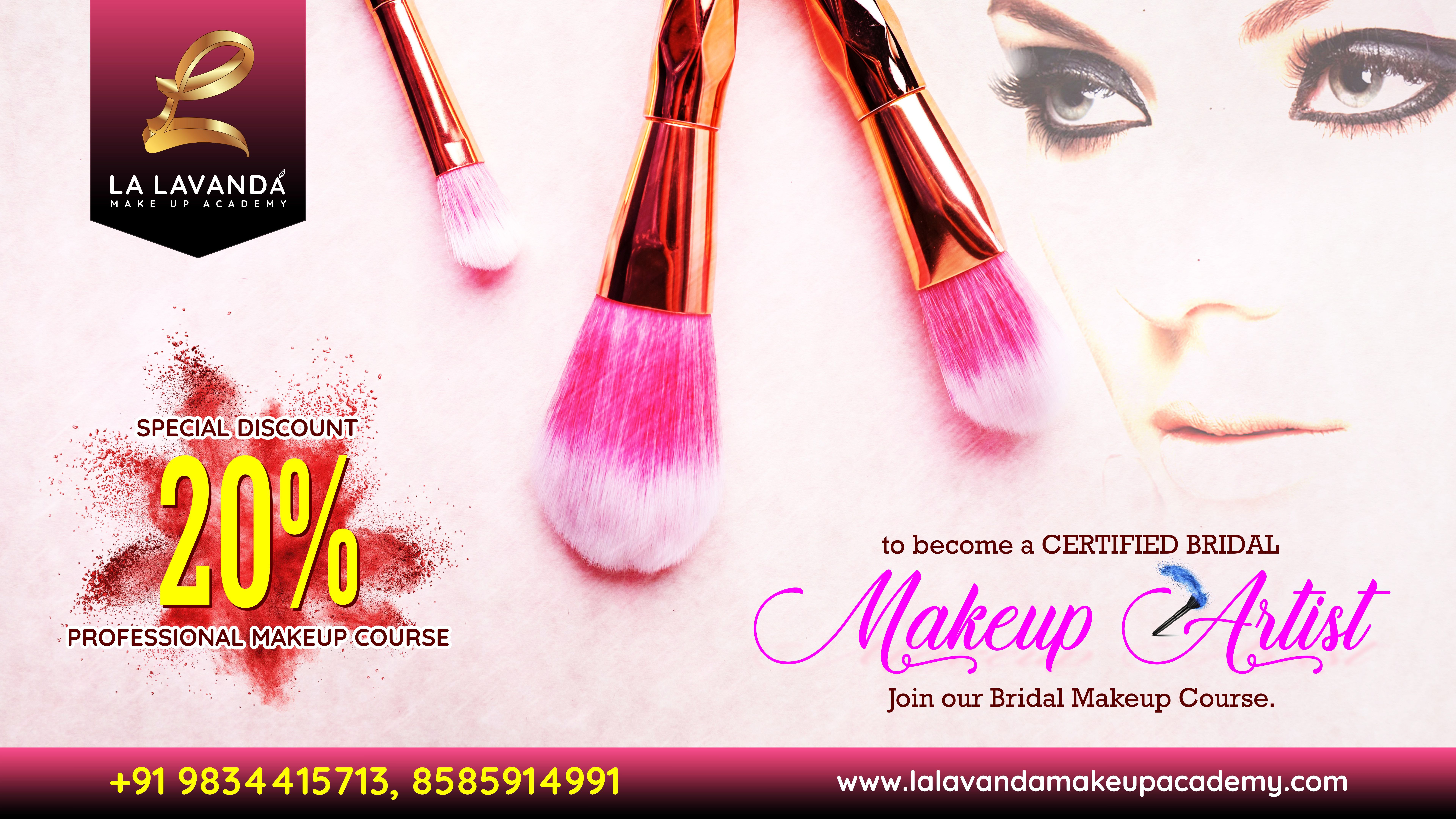 Get Celebrity Like Look With Our Trained And Dedicate Makeup
