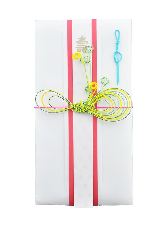 『壽』の短冊を使用すればご結婚用に、また無地の短冊を使用すれば他のお祝いごとにもご利用頂けます。このデザインは、女性へのお祝い、男性へのお祝い問わずご利用頂け...|ハンドメイド、手作り、手仕事品の通販・販売・購入ならCreema。