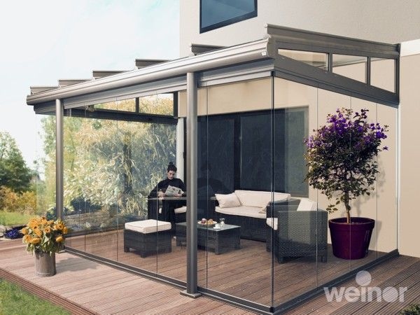 House extensions made of glass sun for Outdoor patio extensions