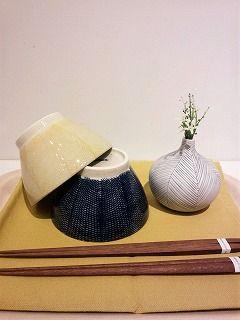 新しいお茶碗 | collex | BLOG