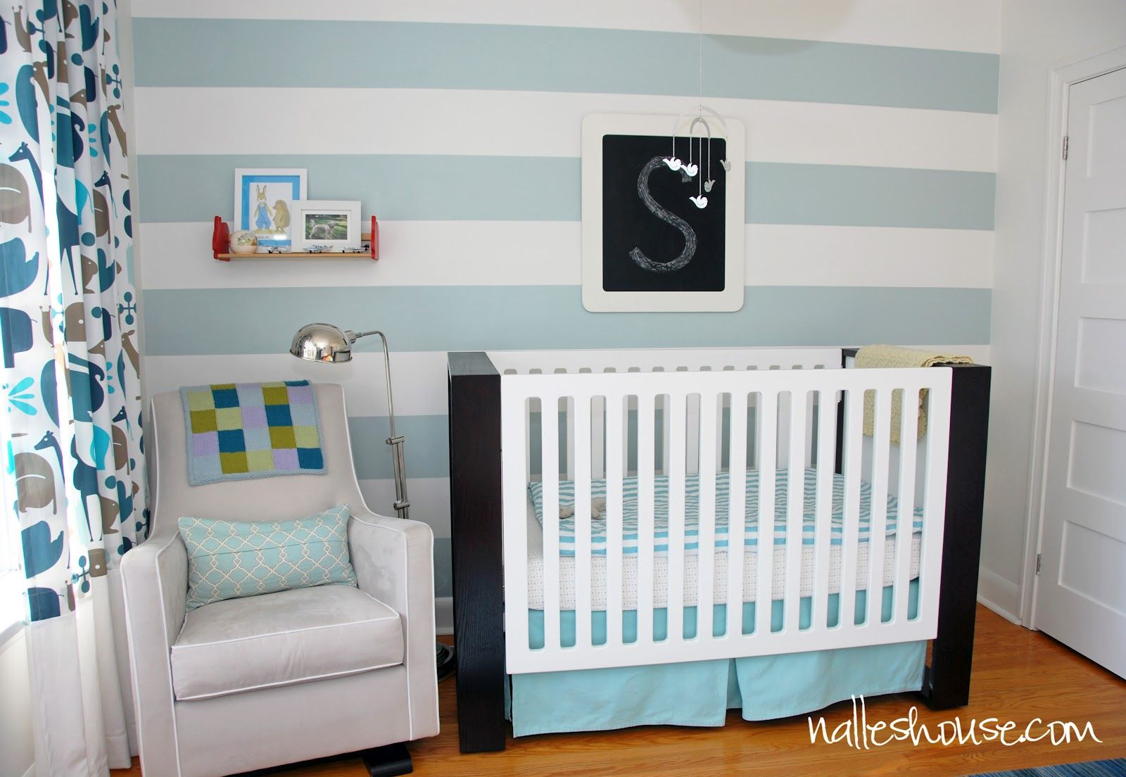 Benjamin moore palladian blue bathroom - Benjamin Moore Palladian Blue Cute Nursery Too