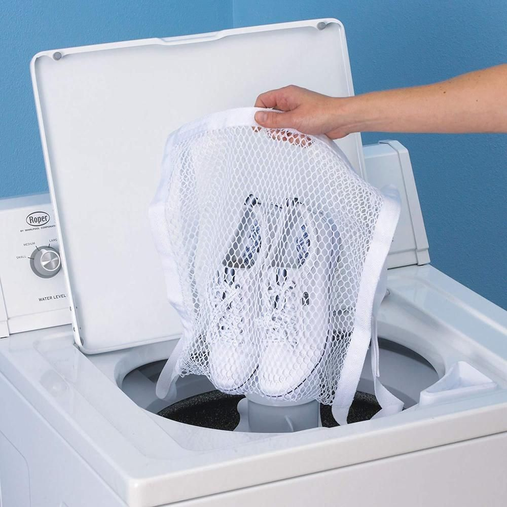 Details About Shoes Wash Bag Laundry Heavy Duty Washing Machine